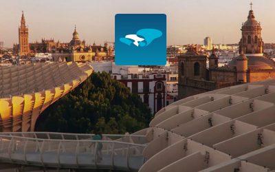 App las Setas de Sevilla